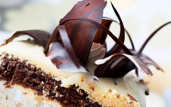 Идеи декора из шоколада