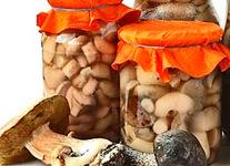 Консервация грибов на зиму. 2 простых рецепта