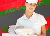 «Доставка еды» — горячий тренд сферы обслуживания