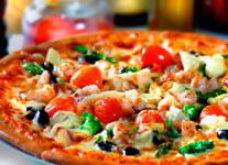 Заказать пиццу на дом или в офис при помощи сервиса ZakaZaka