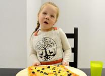 Пицца для маленького повара