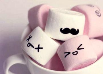 конфетки маршмеллоу