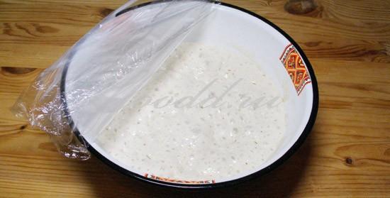 итальяский хлеб чиабатта