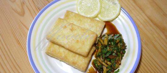 жаренный тофу
