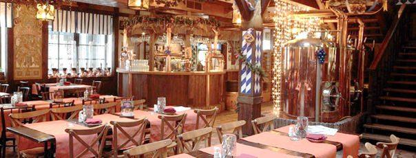 Где поесть в Петербурге: ресторан-пивоварня «Карл и Фридрих»