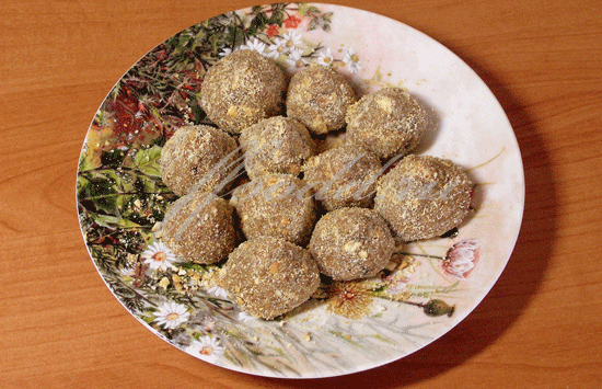 готовим конфеты