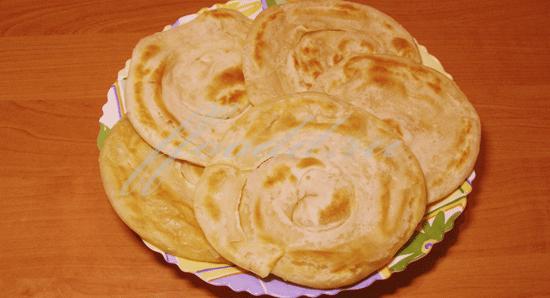 готовим лепешки
