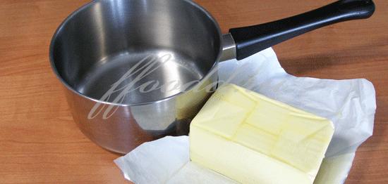 Как приготовить топленое масло, Готовим Вместе