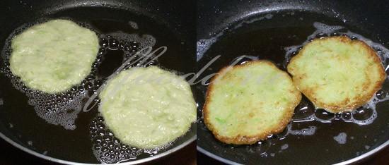рецепт оладий из кабачков
