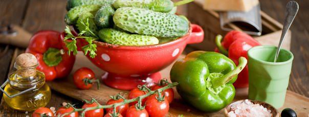 Нюансы приготовления зелени и овощей