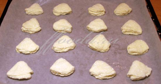 готовим печенье