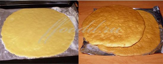 Настоящий медовый торт рецепт